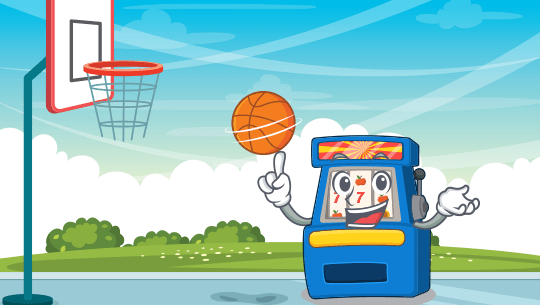 Basketball Slots With Free Spins