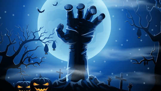 Best Scary Slots With Free Spins