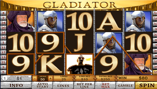 Play Gladiator for Free
