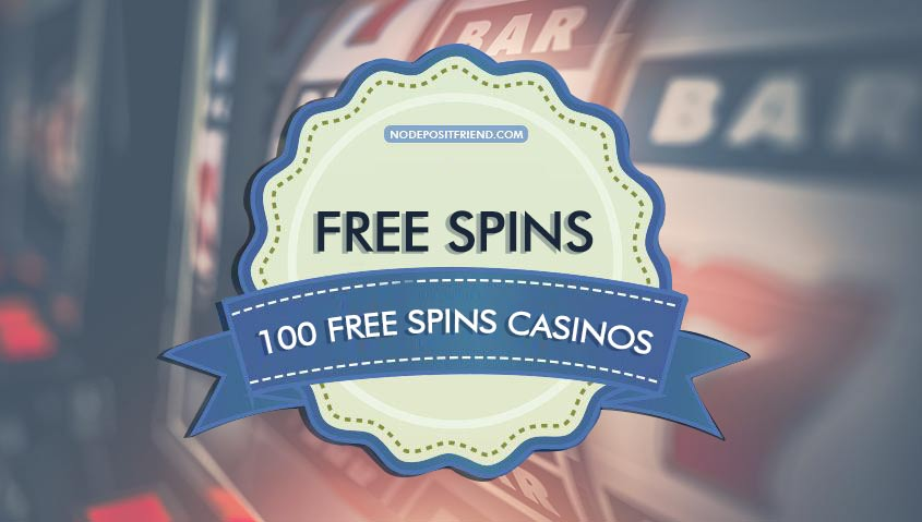 100 Free Spins Casinos