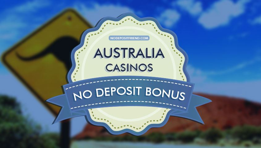 no deposit real money casino australia