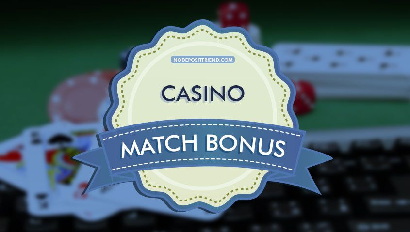 Best Casino Match Bonus Codes 2019