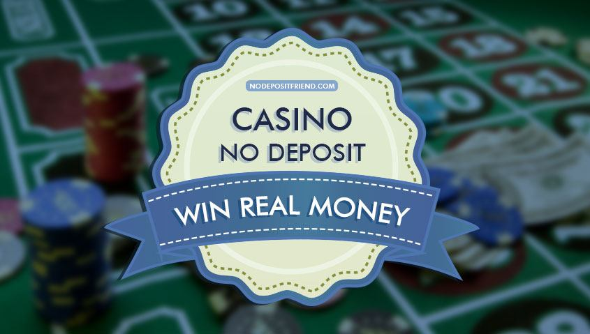 Play Free Slots Win Real Cash No Deposit