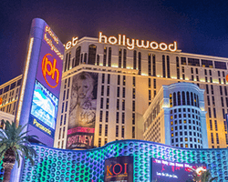 Planet Hollywood - Best entertainment options
