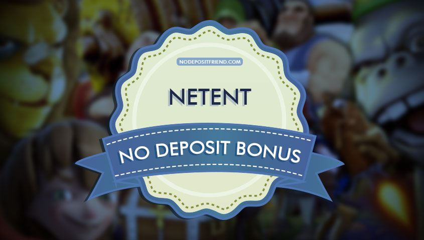new netent no deposit bonus