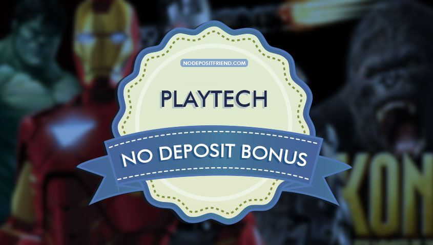 Playtech No Deposit Casinos