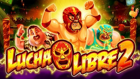 Play Lucha Libre 2 Slot with Free Spins